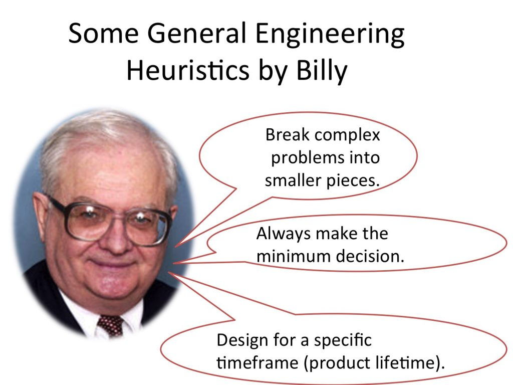 Billy'sHeuristics